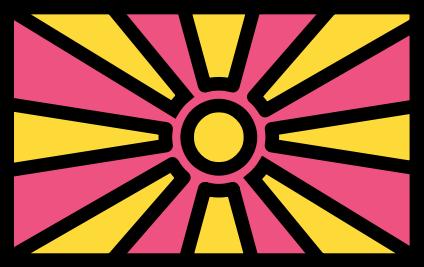 MKD flag